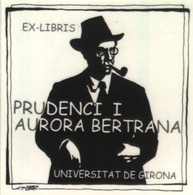 Ex-libris dels Bertrana