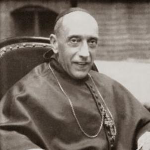 Retrat de Vidal i Barraquer. Font Arxiu d'El Nacional