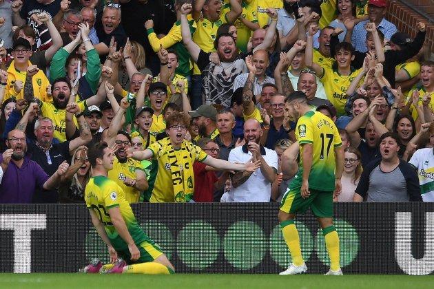 Norwich Manchester City EFE
