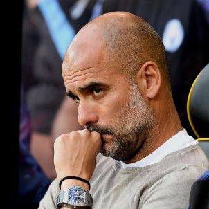 Pep Guardiola Norwich Manchester City EFE