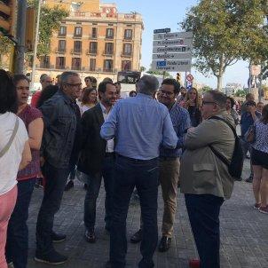 Josep Bou tsunami democràtic Twitter Pp Barcelona