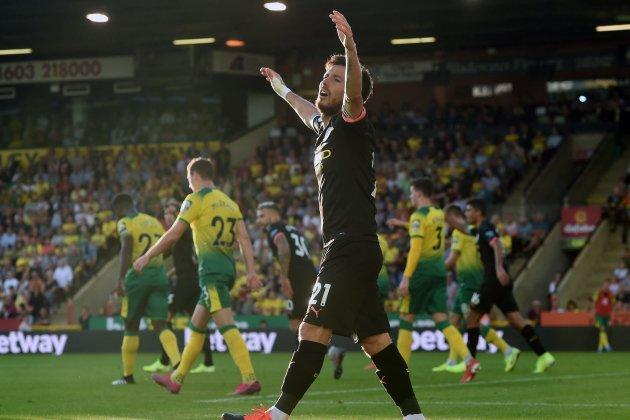 David Silva Norwich Manchester City EFE