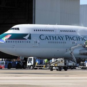 Cathay Pacific wiki