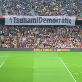 tsunami democratic elnacional camp nou