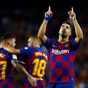 Luis Suarez Barca Valencia EFE