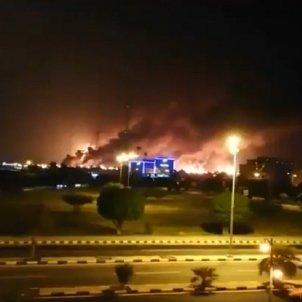 incendi arabia saudi captura