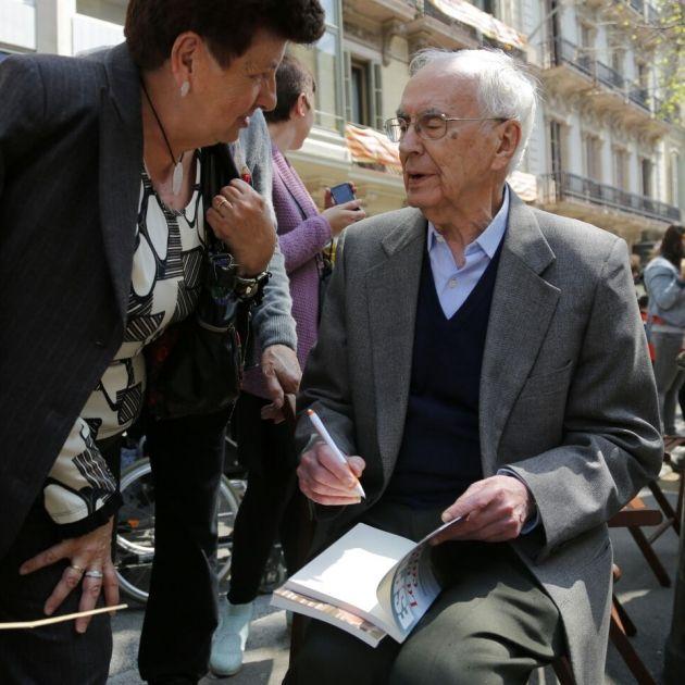 Josep Maria Espinàs / Sergi Alcàzar