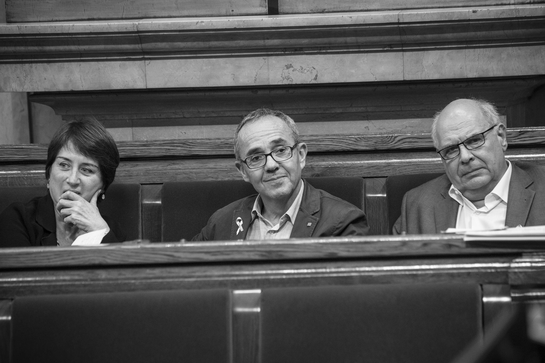 Joan Coscubiela - Sergi Alcàzar