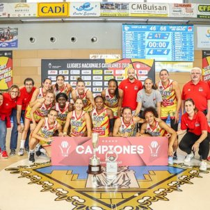 Uni Girona Lliga Catalana trofeu @unigirona