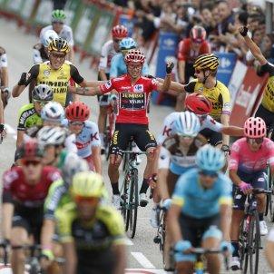 Primoz Roglic Vuelta Espanya EFE