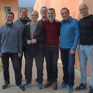 presos politics lledoners Òmnium Cultural