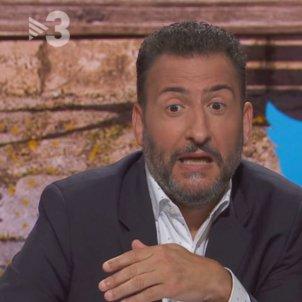 Toni Soler flipant TV3