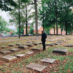 Cementerio Unsplash