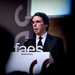 Aznar - EFE