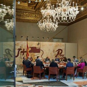 reunió govern 17 setembre EFE