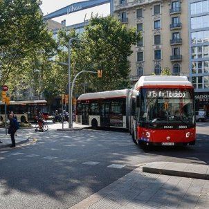 autobus barcelona - europa press