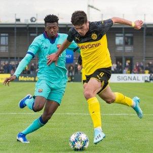 Borussia Dortmund Barca Youth League @BVB