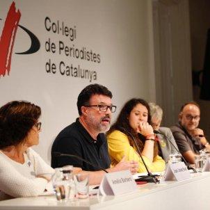 ELNACIONAL presentacio sobiranistes Nuet Morral Vilalta - Sergi Alcàzar