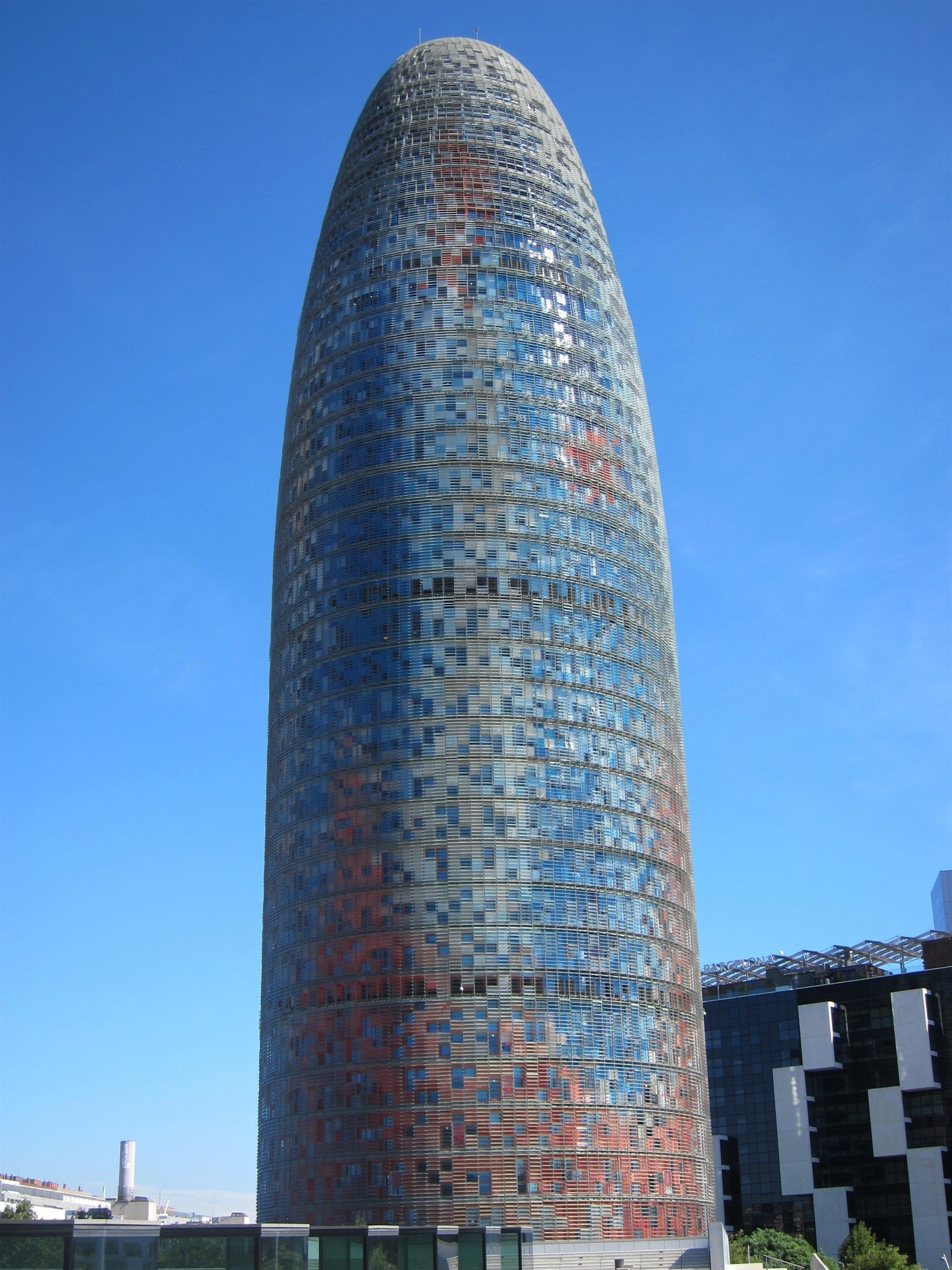 Torre Agbar - Europa Press