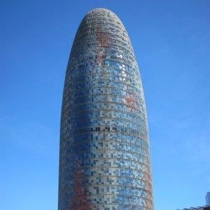 Torre Agbar - Europa Press
