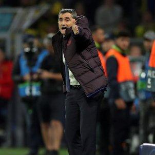 Ernesto Valverde Dortmund Barca EFE