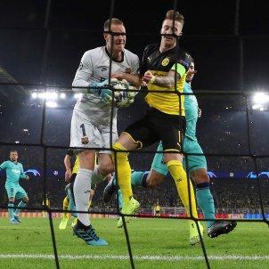 Ter Stegen Reus Borussia Dortmund Barça EFE