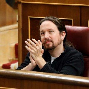 Pablo Iglesias congrés EFE
