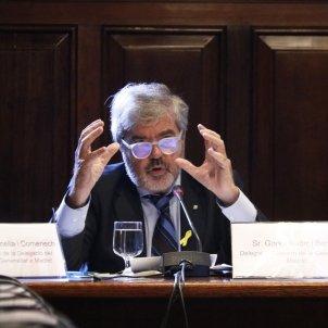 Gorka Knöor delegat Madrid - ACN