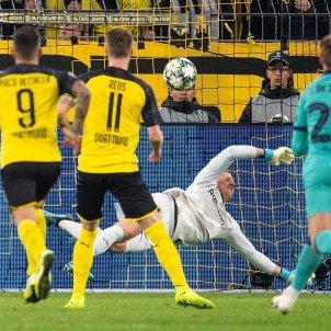 Ter Stegen Borussia Dortmund Barça EuropaPress