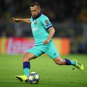 Jordi Alba Borussia Dortmund Barça EFE