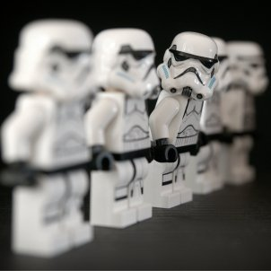 Imperi Star Wars Lego (Andrew Martin)