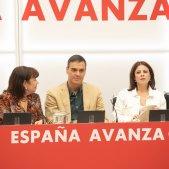 pedro sanchez executiva foto PSOE