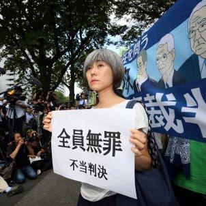 absolució directius central Fukushima EFE
