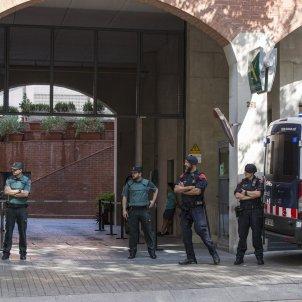Caserna Guardia Civil Mossos Gracia - Sergi Alcazar