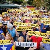NACIONAL Concentració Economia Jordis Sergi Alcazar