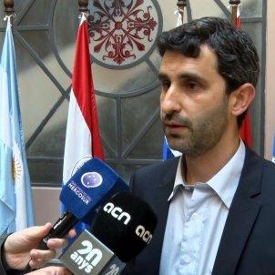 Daniel Caggiani Mercosur ACN