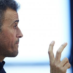Luis Enrique Barça EFE (4)