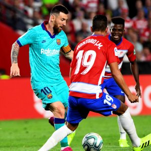Messi Granada Barca EFE