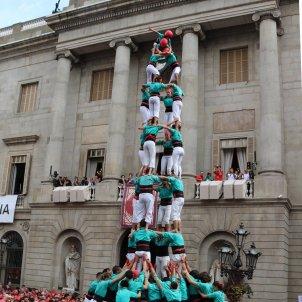 Diada castellera La Mercè Sant Jaume - ACN