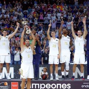 Madrid campio supercopa barca efe