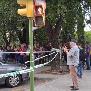 Concentració veins Sabadell Guàrdia Civil CDR   captura pantalla