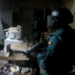 Guàrdia Civil CDR Sabadell armes   captura pantalla