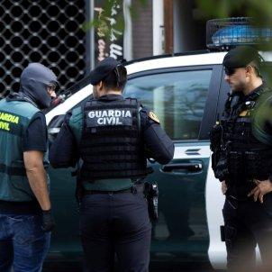 Guàrdia Civil Sabadell operació policial CDR   EFE
