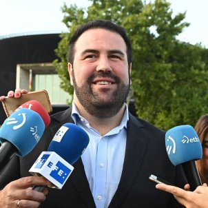 Jon Iñarritu diputat Bildu EFE