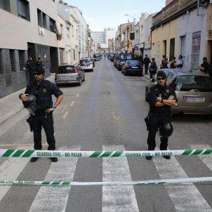 El Nacional operatiu 23 S Mossos Guàrdia Civil Sabadell Antoni Cusidó Sergi Alcàzar