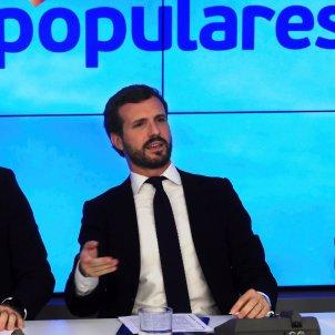 Pablo Casado executiva federal PP EFE