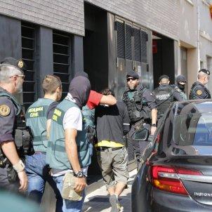 ELNACIONAl detingut Sabadell escorcolls - Sergi Alcàzar