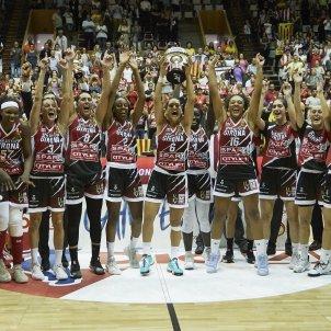 Uni Girona bàsquet Foto FEB