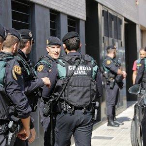 ELNACIONAL escorcolls sabadell guardia civil - Sergi Alcàzar