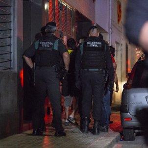 Escorcolls Mossos Guardia Civil Sabadell CDR - Sergi Alcàzar